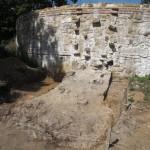 Јужни контрафор куле 8