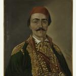 Павле Чортановић, Портрет Хајдук Вељка, 1891.