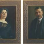 Портрет Марије и Стевана Мокрањца